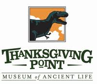 museum of ancient at thanksgiving point the dinosaur stop