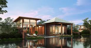 vacation home plans small superb tropical house plans 113 tropical house design australia