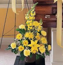 flower arrangement brighter blessings arrangement kremp