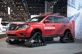 nissan canada winter tires nissan winter warrior concepts braves chilly chicago