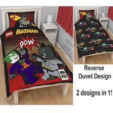 Housse De Couette Ado 200x200 by Lego Batman Pow Housse De Couette Unique Amazon Fr Cuisine U0026 Maison