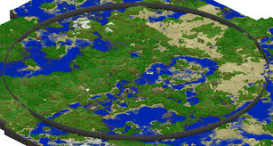 Minecraft World Maps by Epic R Us Minecraft Free For All Server Epic R Us Map 4 25 2011