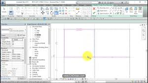revit structural project 09 main floor slab on grade youtube