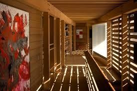 interior wooden interior