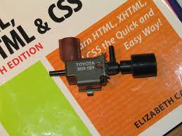 toyota 4runner codes diy 1mz egr code p0401 p0402 diagnostic repair toyota