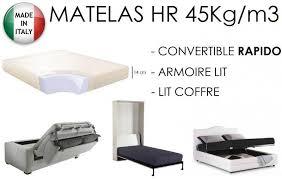canap convertible matelas matelas epaisseur 14cm pour canape convertible ouverture rapido