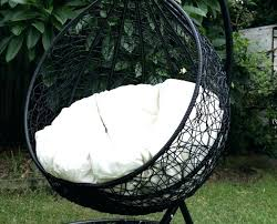 outdoor hanging chairs outdoor hanging egg chair brisbane