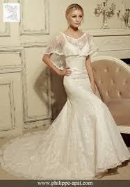 robe de mariee retro robe de mariée 2016 2017 bustier dentelles philippe apat glamour