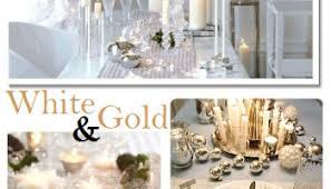 idee per la tavola idee per la casa e la tavola di natale in verde e oro vitaincasa