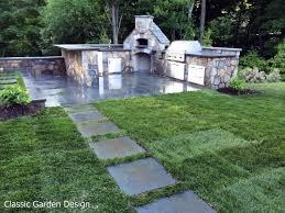 outdoor kitchen u0026 pizza oven westport ct classic garden design llc