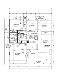 residential building floor plans valine