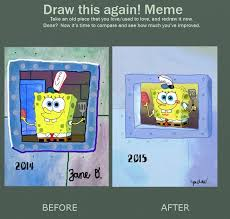 You Like Krabby Patties Meme - draw this again meme spongebob patty by zanedrake on deviantart