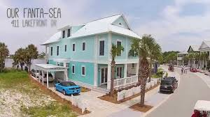 our fanta sea 411 lake front dr luxury vacation rental in