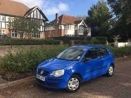 volkswagen polo 2005 used volkswagen polo 2005 for sale motors co uk