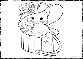printable coloring pages kittens baby puppy coloring pages cute kittens coloring pages baby kitten