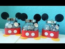 mickey mouse party favors mickey mouse candy party favors