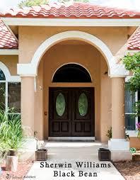 front door house painting the front door again pinterest addict