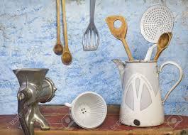 ustensile de cuisine vintage ustensiles de cuisine vintage banque d images et photos libres de