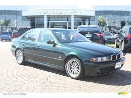 2002 bmw 5 series 530i 2002 oxford green metallic bmw 5 series 530i sedan 54851363