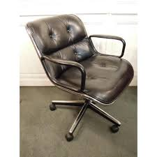 chaise de bureau knoll sold charles pollock executive chair model 12e1 edited by knoll