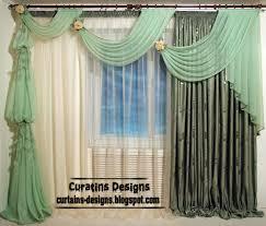 Curtain Style Unique Curtain Design French Green Curtain Model Curtain Designn
