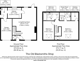 Blacksmith Shop Floor Plans by 2 Bedroom Property For Sale In County Durham Lanchester Dh7