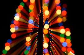 crazy christmas tree lights crazy christmas tree bokeh t is the season to take picture flickr