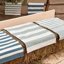 Dash And Albert Outdoor Rugs by Flooring Catamaran Stripe Light Blue Dash And Albert Rugs For
