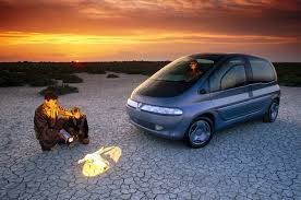 renault scenic concept car of the week renault scenic 1991 car design news