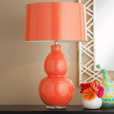 Ceramic Table Lamp Pop Color Modern Ceramic Table Lamp Shades Of Light