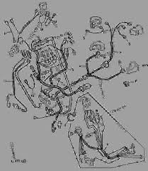 john deere 4440 radio wiring diagram wiring diagram and