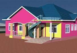 Three Bedroom House Three 3 Bedroom House Ako Estate Ghana Limited