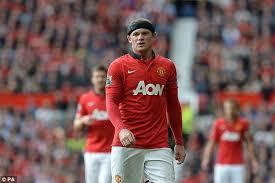 football headbands wayne rooney headband secrets manchester united striker s