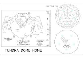 Geodesic Dome Home Floor Plans by Earthquake And Hurricane Safer Econodome Shelter