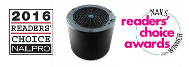 salon air purifier and air filters