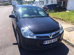 vauxhall astra 1 8 i 16v life 5dr automatic in corfe mullen