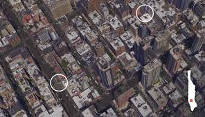 Boston Vs New York Map by Powerful Blast Injures At Least 29 In Manhattan Second Device