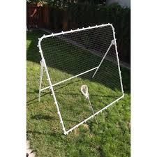 goals laxback lacrosse rebounder wall