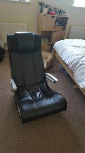 X Rocker Recliner X Rocker Gaming Computer Chair With Arm Rests And Surround Sound