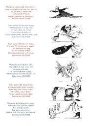 english teaching worksheets limericks