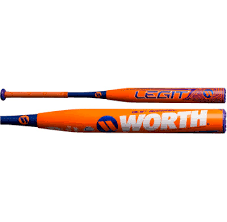 worth legit 2018 worth harvey legit xl usssa slowpitch bat