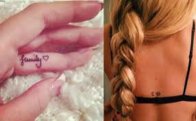 15 cute meaningfull small tattoos for girls cute tiny girly