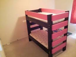 Plans For Toddler Loft Bed by Best 25 Toddler Bunk Beds Ideas On Pinterest Bunk Bed Crib