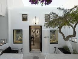 home interiors en linea linea piu boutique on the island of mykonos homeadore
