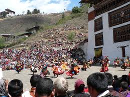a festival for nomads and other celebrations in bhutan trip101