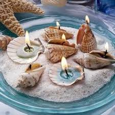 Seashell Centerpieces For Weddings by Blue Candle Shell Sand In Glass Cylinder Centerpiece Coastal