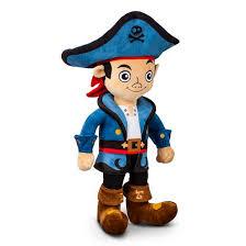 disney jake u0026 neverland pirates throw plush pillow jake