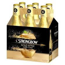 Sparkling Cider In Bulk Strongbow Gold Apple Hard Cider 6pk 11 2oz Bottles Target