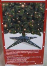 360 degree auto rotating artificial tree stand up to 8