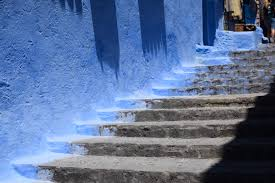 Best Shades Of Blue Chefchaouen The